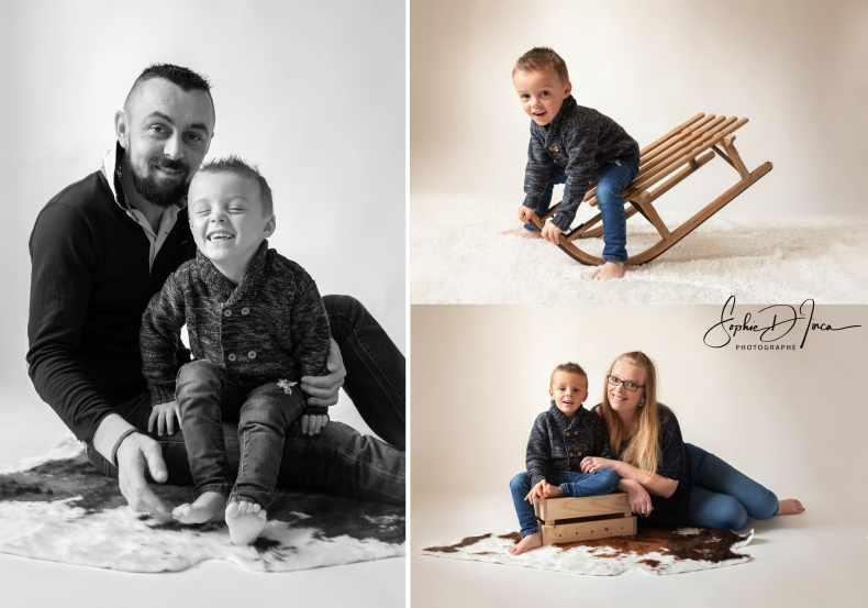 Séance photo famille enfant Morbihan 56