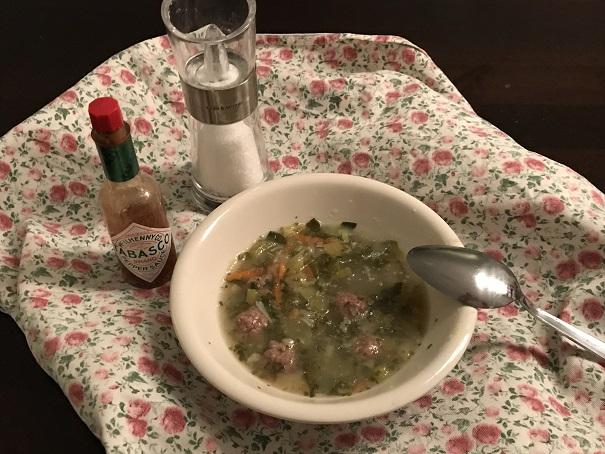 Oma's groentesoep, ouderwets lekker en glutenvrij
