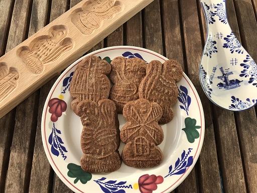 Glutenvrije speculaasjes, de lekkerste maak je zelf!