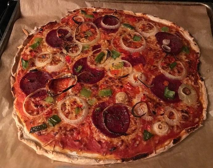 Glutenvrije pizza, de lekkerste maak je zelf!
