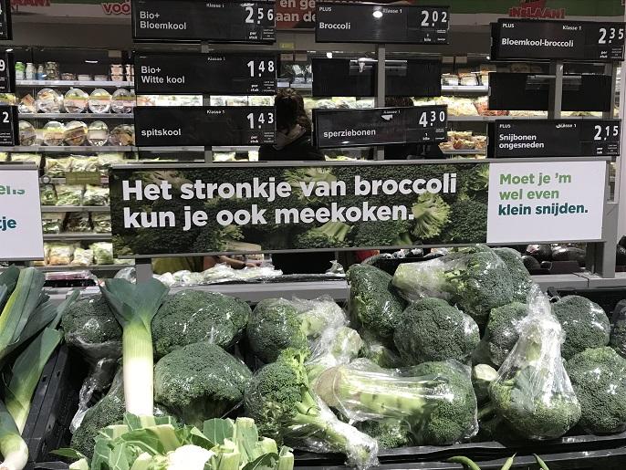 De prijs van groenten en fruit anno 2019