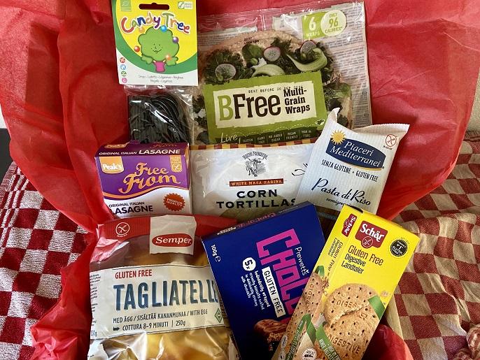 Winactie! Een heerlijk pakket vol glutenvrije producten!