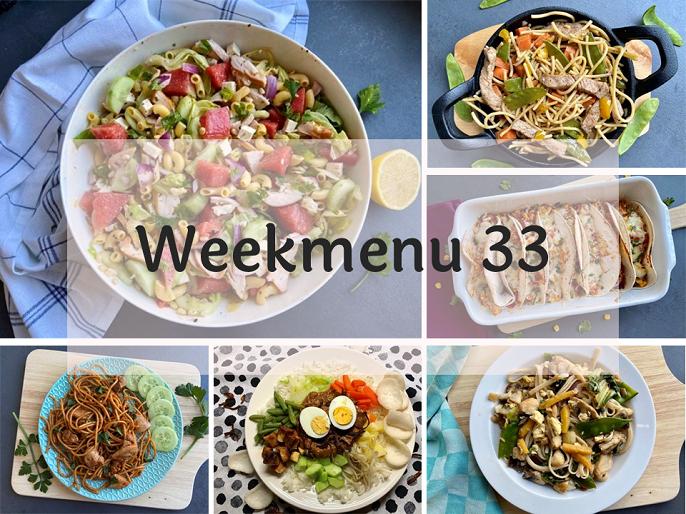 Glutenvrij weekmenu 2020-33