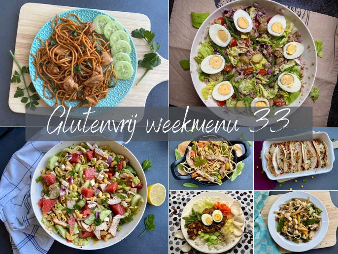 Glutenvrij weekmenu 2021-33