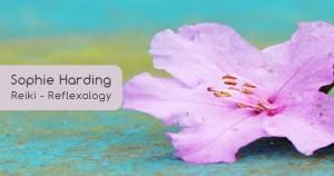 Sophie Harding Reiki Reflexology