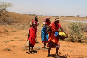 Women in Low income countries spend 40 billion hours annually collecting water.