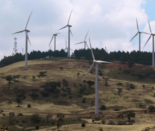 Why is sub-Saharan Africa so Energy poor?
