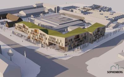 Planer for fremtidens Frederiksborgvej
