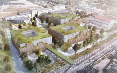 Nyt kontor- og hotelprojekt på Amager Strandvej