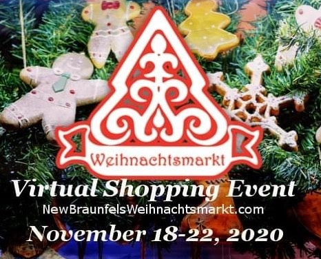 Virtuellen Weihnachtsmarkt (November 18-22, 2020)