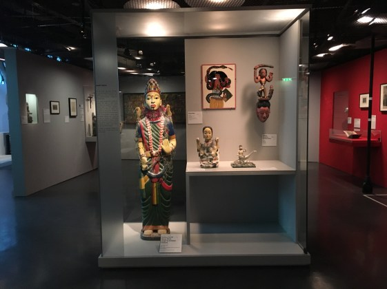 Parigi, museo etnografico