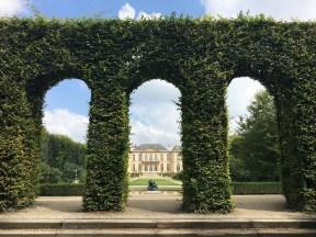 Parigi, giardino del musée Rodin