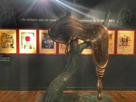 Parigi, Museo Dalì