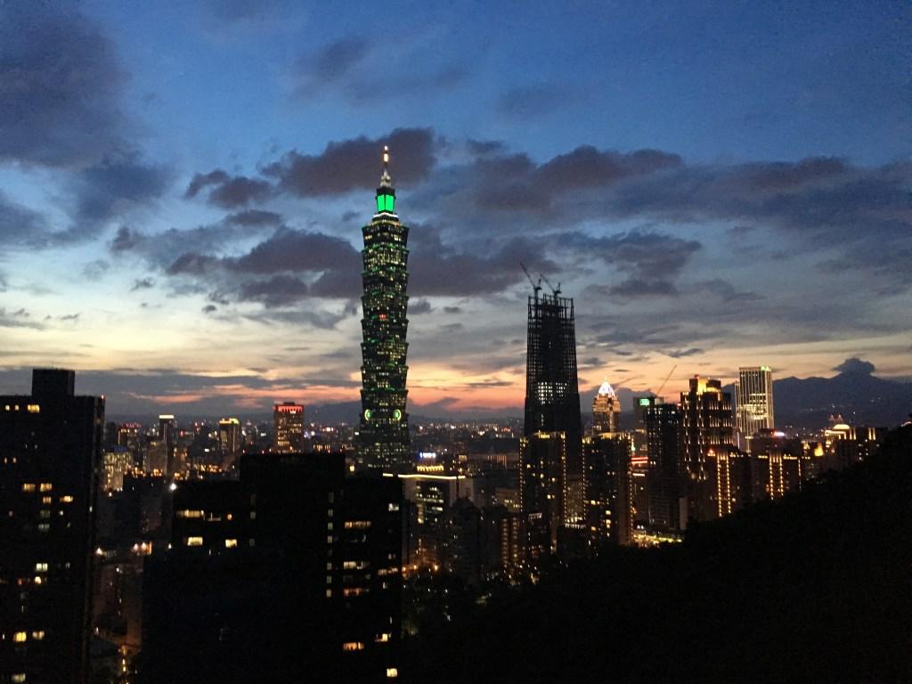 Taipei, Isola di Taiwan