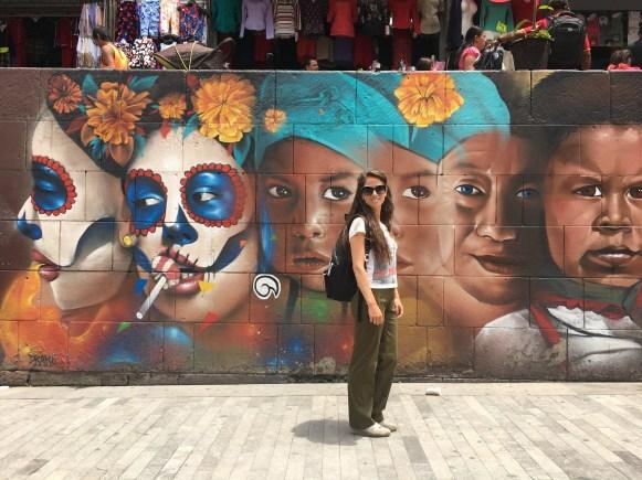 CDMX. Street art