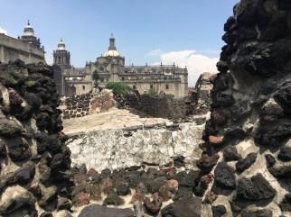 CDMX. Sito archeologico del Templo Mayor