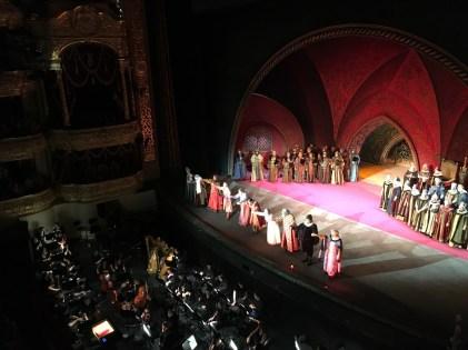 Mosca. Opera al Bolshoi
