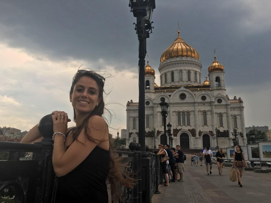 Cattedrale di Cristo Salvatore, Mosca, Russia