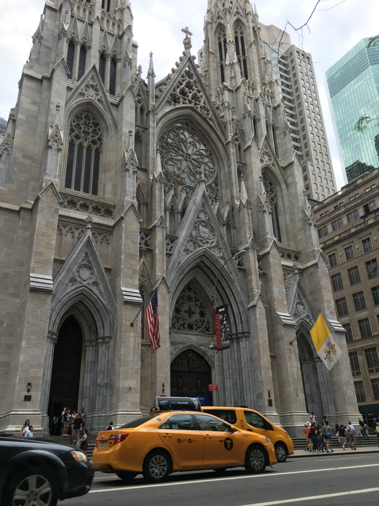 Saint Patrick Cathedral, New York