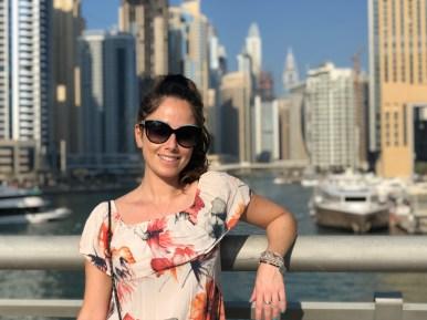 I grattacieli di Dubai Marina