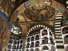 Bulgaria Monastero di Rila