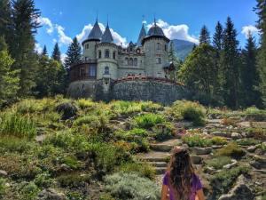 Gressoney, Castel Savoia