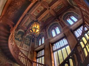 Castel Savoia, lo stile eclettico dell'ex residenza reale