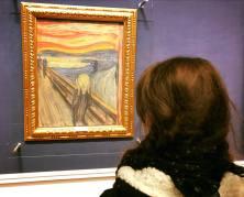 Galleria Nazionale, l'Urlo di Munch