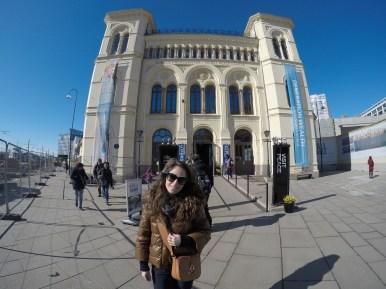Nobel Fredssenter, museo del nobel della pace