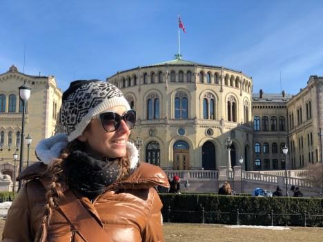 Il parlamento norvegese, Stortinget