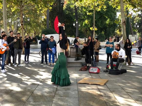 Flamenco di strada