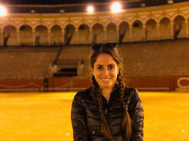 Plaza de Toros, arena