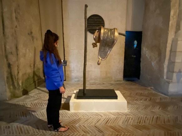 Matera, mostra di Dalì