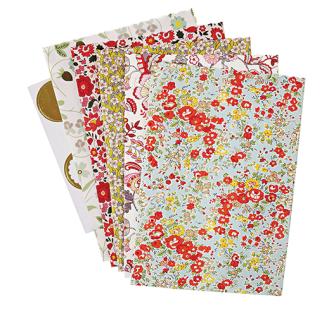 5. Meri Meri Assorted Liberty Print Treat Bags (£9)