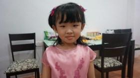 My niece - NingNing