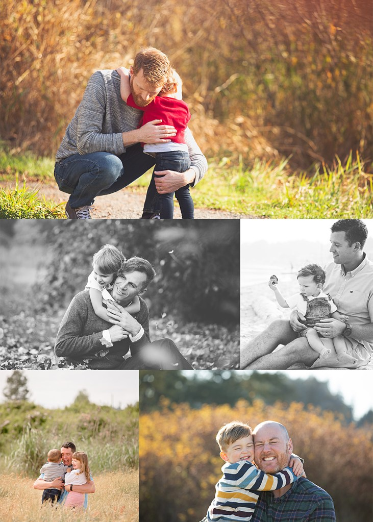 great photograph ideas for dads and kids
