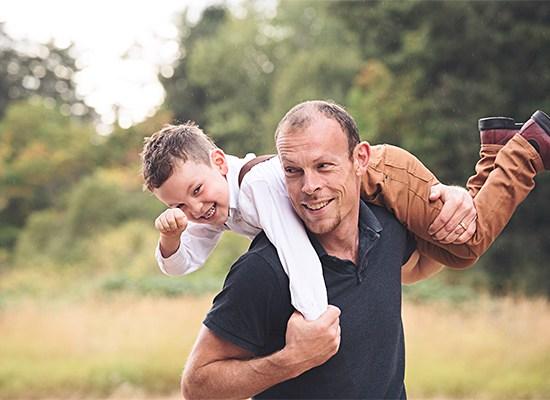 Daddy & Me mini sessions for Victoria BC 2019