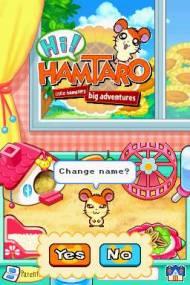 Hi Hamtaro gameplay