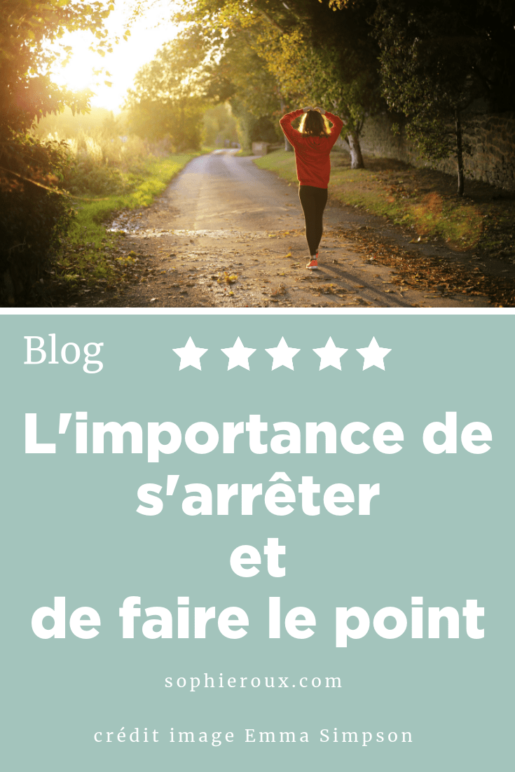 sarreter-et-faire-le-point