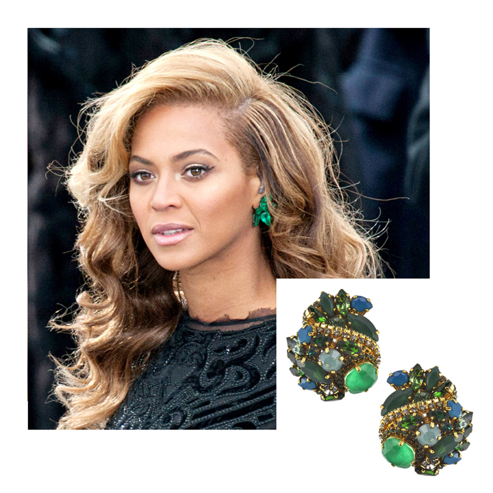 Style Queen in Emerald Green