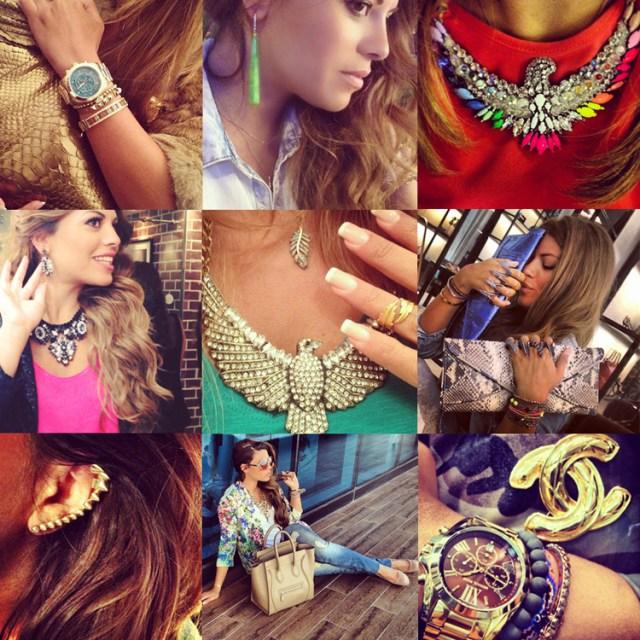 Alanoud Badr's Jewelry Closet