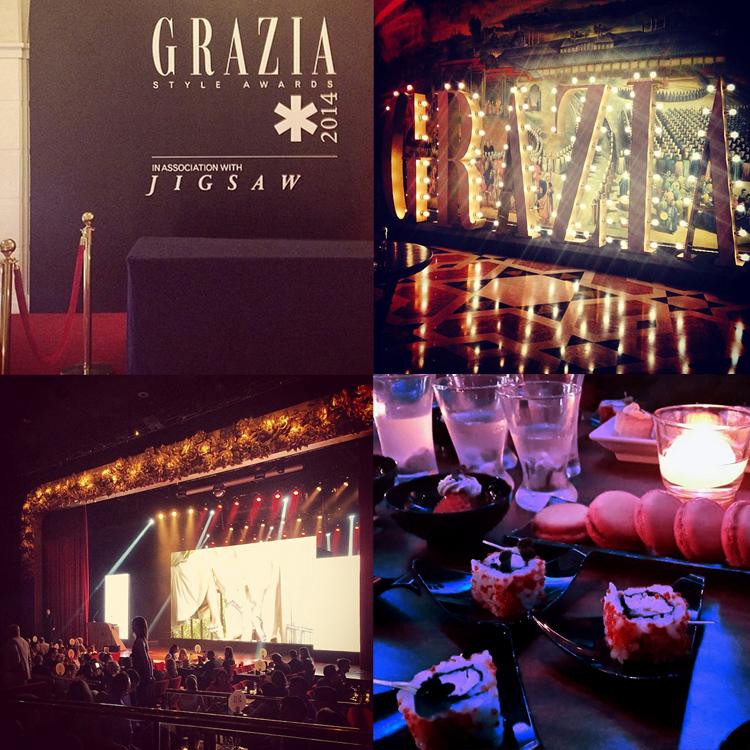 GRAZIA Style Awards 2014: Sophie's Closet Wins BEST REGIONAL ONLINE RETAILER