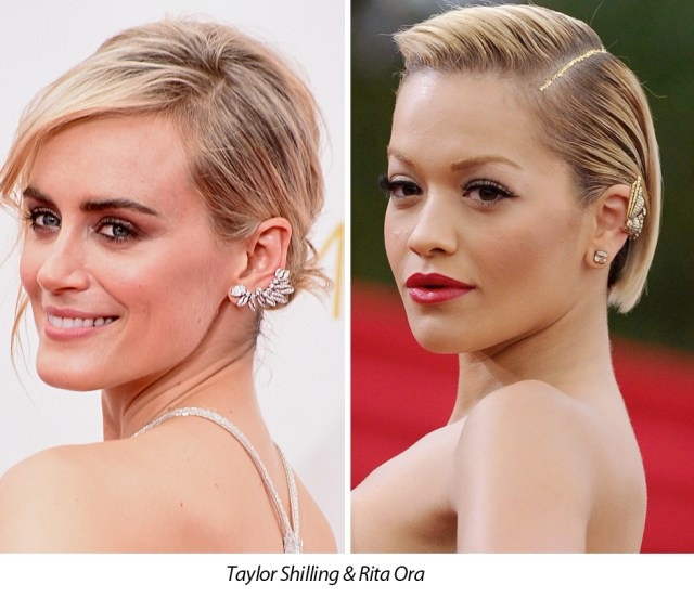 Taylor Shilling Rita Ora Ear Cuff