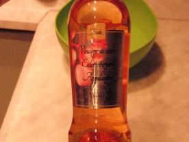 adding apple cider vinegar to water