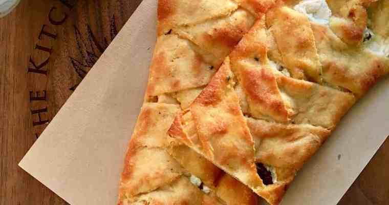 生酮義式捲餅麵包 Keto Stromboli- 淨碳水3g