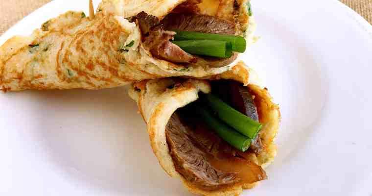 生酮牛肉大餅 &滷牛腱(壓力鍋)&無糖甜麵醬- 生酮中式麵點(2)