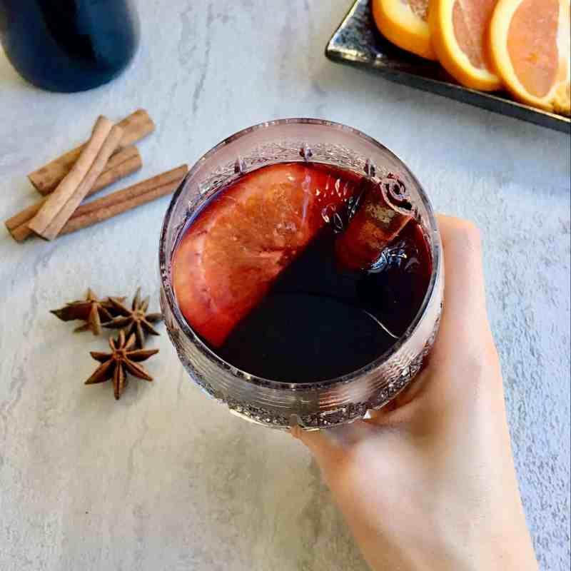 [低碳無糖飲料] 水果熱紅酒 Glühwein (Mulled Wine)