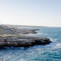 Polignano a Mare in August