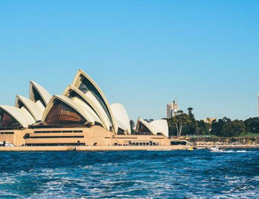 Sydney Landmark Architecture Opera House Australia