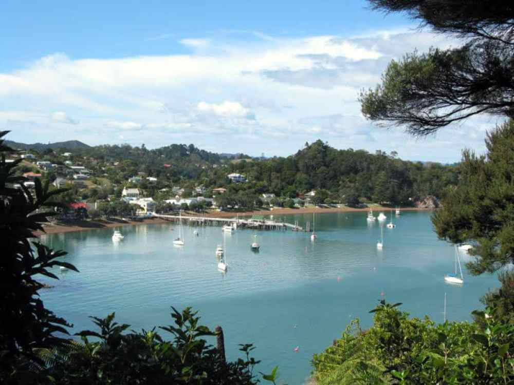 Pipi Patch, Bay of Islands, New Zealand